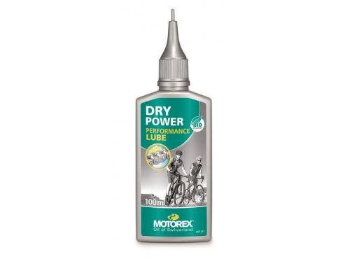 2019 MOTOREX DRY POWER 100ml OLEJ
