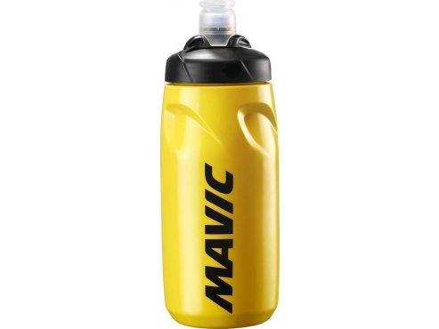 19 MAVIC Cyklistická láhev na kolo 0,6L YELLOW MAVIC 398138