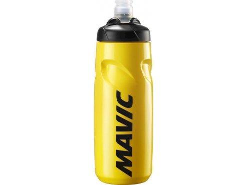Cyklo láhev na kolo 750 ml  - MAVIC - žlutá 398139