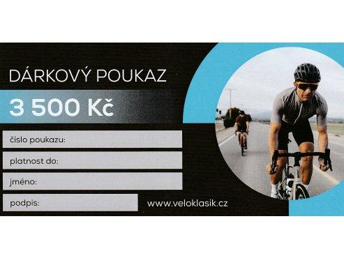 DÁRKOVÝ POUKAZ VELOKLASIK 3500,- Kč