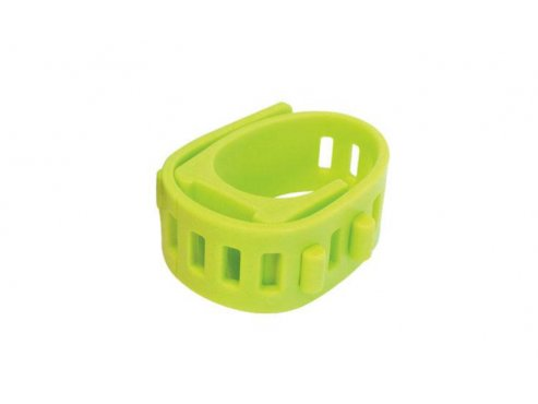 Silikonový držák na zámek na kolo OTTOLOCK zelený