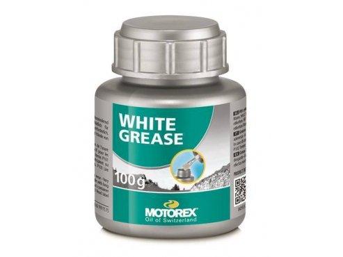 Vazelína na kolo MOTOREX WHITE GREASE 100g