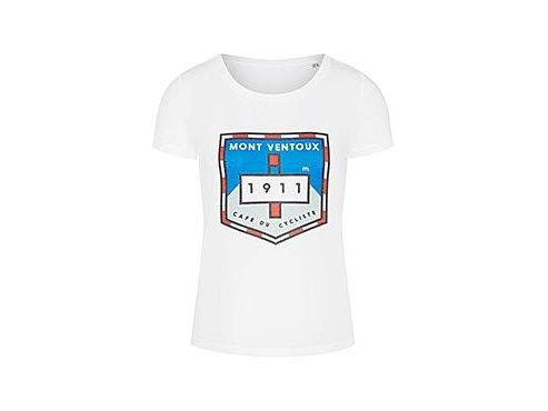 Dámské bavlněné tričko s obrázkem Mont Ventoux