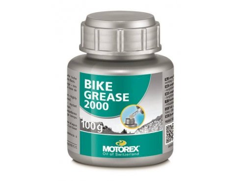 Vazelína na kolo MOTOREX BIKE GREASE 2000 100g