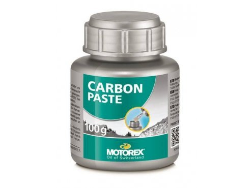 Vazelína na kolo - karbonová MOTOREX CARBON PASTE 100g