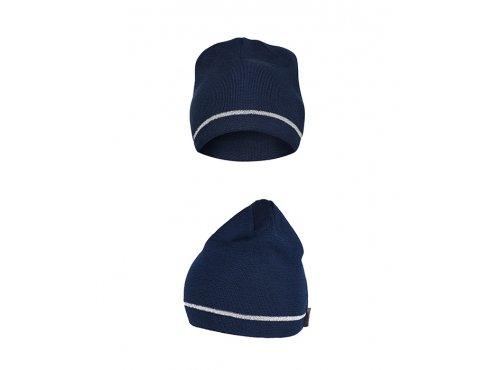 CAFÉ DU CYCLISTE - Zimní čepice - CYCLING CAP MERINO DIANE námořní modrá