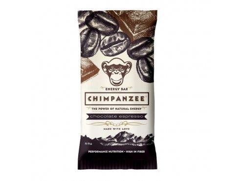 Energetické tyčinky - energetická tyčinka CHIMPANZEE ENERGY BAR Chocolate Espresso 55g
