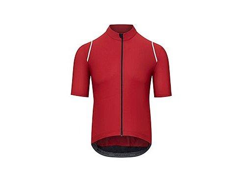 CAFÉ DU CYCLISTE - pánský cyklistický dres - cyklodres pánský MONA červená