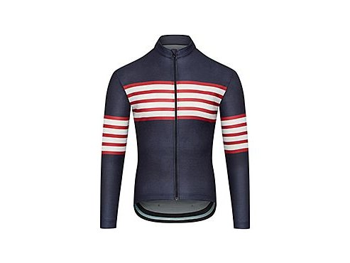 men cycling jersey claudette navy[1]