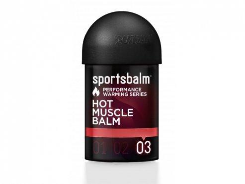 Hřejivá emulze Sportsbalm Hot Muscle Balm 03 - 150ml
