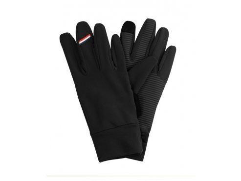 Podzimní / jarní rukavice na kolo CYCLING GLOVES LIGHTWEIGHT černá