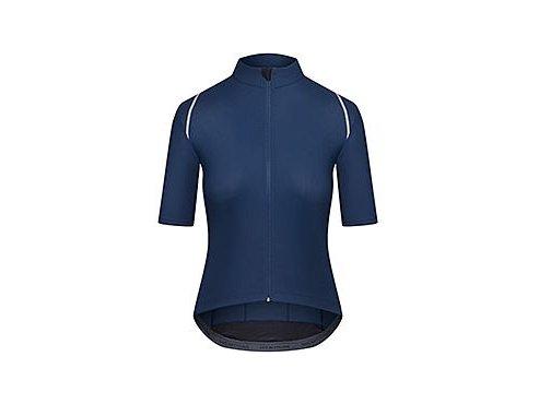 Dámský cyklodres MONA AUDAX - modrá sytá