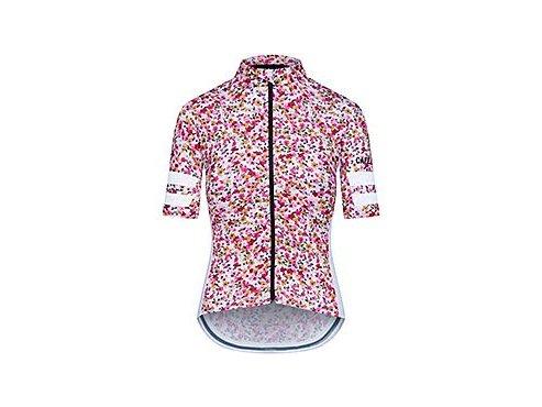 Dámský dres na kolo FLORIANE - Albizia bílá