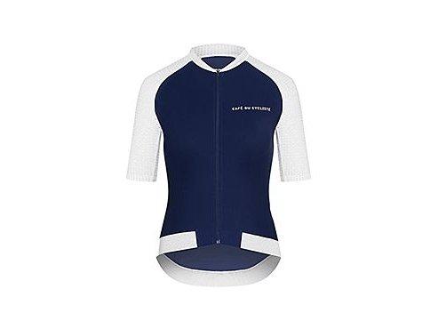 Dámský dres na kolo DALIDA - námořní modrá