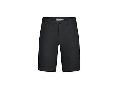 Cyklistické kalhoty volné gravel PAULETTE - černá