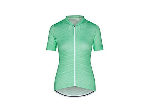 Dámský dres na kolo MICHELINE - Neo mint zelená