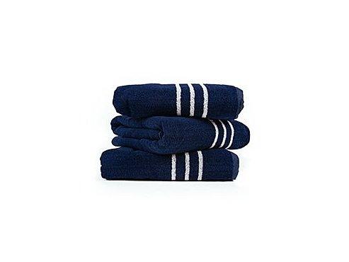 Osuška - velký ručník ze 100% bavlny - námořní modrá