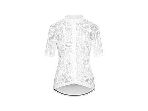 Dámský dres na kolo ATELIER YVONNE - bílá