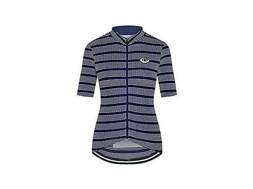 Dámský dres na kolo ATELIER OPHELINE - námořní modrá
