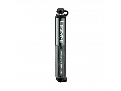 Pumpička na kolo pro dva ventilky - LEZYNE POCKET DRIVE - GREY HI GLOSS - šedá1 MP PKDR V119 PocketDrive LtGrey v1 R1 web square 1800x1800[1]