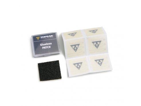 Samolepící záplaty na duši - TOPEAK FLYPAPER 6ks+brusný papír