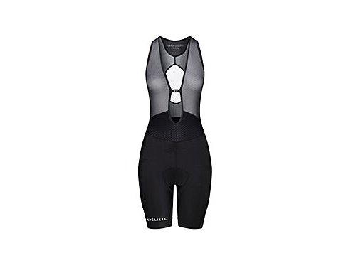 Dámské super lehké cyklo kraťasy - AUGUSTINE černáwomen cycling bibshort augustine black 1[1]