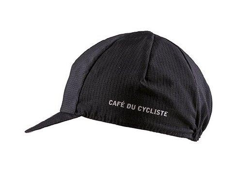 Cyklistická čepice - série AUDAX - černá