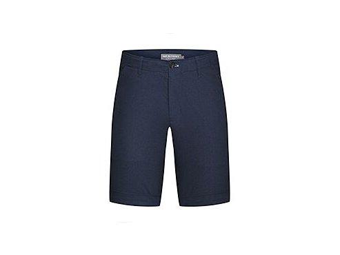 Cyklistické kalhoty volné gravel PAULETTE - modrá