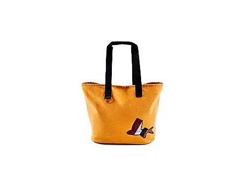 Taška přes rameno - LIFE BAG žlutámen cycling accessories totebag yellow[1]