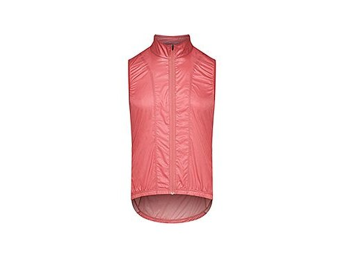 Cyklistická vesta PETRA - růžovámen cycling gilet petra dusty pink[1]
