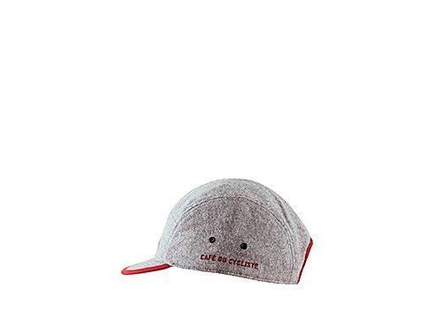 Cyklistická čepice zimní - GRAVEL - šedámen cycling cap winter gravel grey[1]