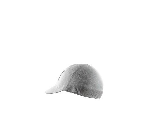 Cyklistická čepice - série AUDAX - Baseball šedácycling cap baseball audax grey 1[1]