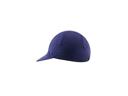 Cyklistická čepice super prodyšná - námořní modrá