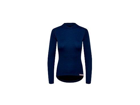 Dámské cyklistické triko Merino COSETTE námořní modráwomen cosette navy[1]