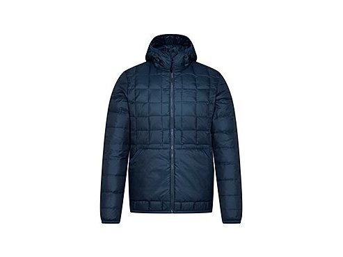 Zimní péřová bunda AMÉLIE - námořní modráunisex cycling jacket amelie navy[1]