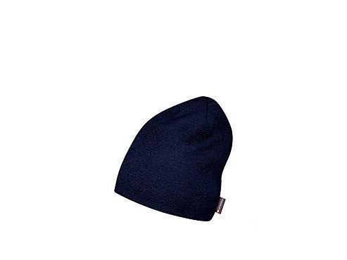 Zimní čepice - Merino DIANE - námořní modrámen women cycling beanie diane navy[1]