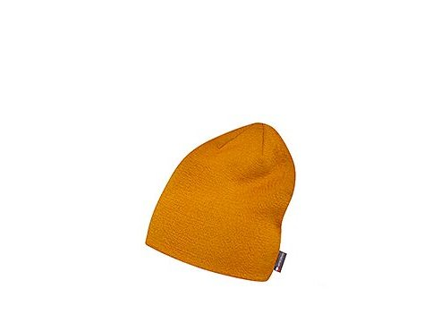 Zimní čepice - Merino DIANE - hořčicemen women cycling beanie diane yellow[1]