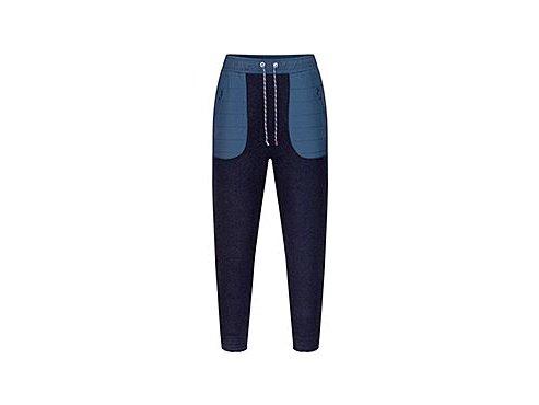 Cyklistické vlněné tepláky HENRIETTE - námořní modrámen cycling trouser henriette navy[1]