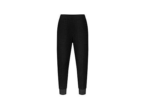 Cyklistické a volnočasové - strečové kalhoty JULIETTE - černámen cycling trouser juliette black[1]