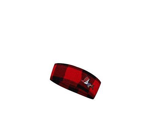 Cyklistická čelenka FRIDA - červenáaccessories headband frida red 14102020[1]