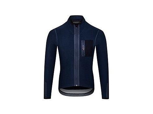 Cyklodres s dlouhým rukávem AUDAX INGRID - námořní modrámen cycling jersey ingrid navy 13102020[1]