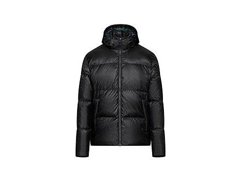 Zimní péřová bunda ANAIS - černáunisex cycling jacket anais black 10[1]