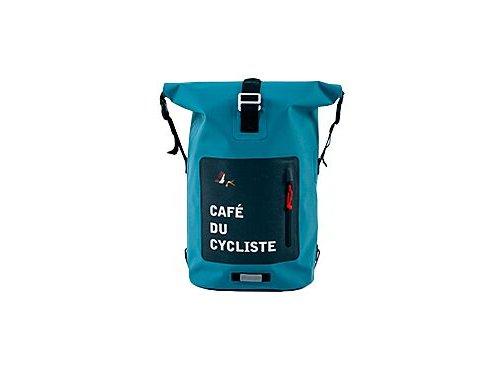 Cyklistický voděodolný batoh - světle modrámen cycling accessories backpack blue[1]