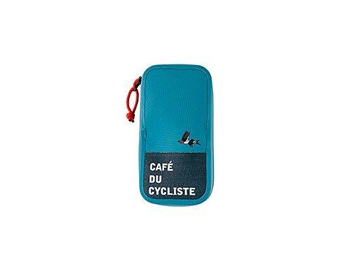 Cyklistická voděodolná pěněženka malá - světle modrámen cycling accessories pouch blue s 27112020[1]