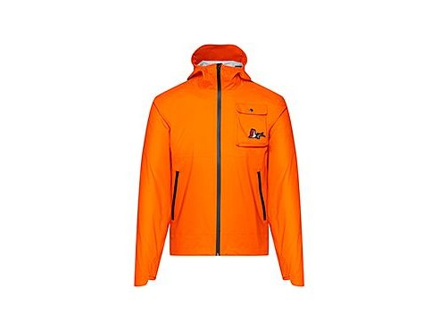 GRAVEL cyklobunda do deště - Pionnier ALIZÉE - oranžovámen cycling jacket alizee orange 01122020[1]