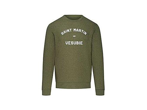 Mikina z bavlny CLEMENTINE Speciální edice SAINT MARTIN-VÉSUBIEunisex sweatshirt clementine vesubie 8[1]
