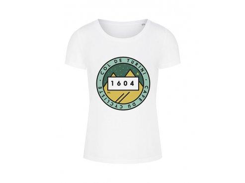 Dámské bavlněné tričko s obrázkem Turiniwomen cycling tshirt turini 3[1]