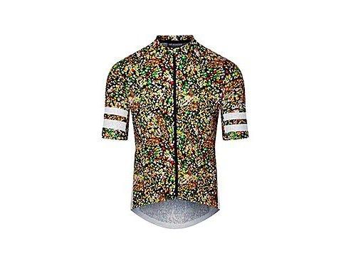 Cyklo dres FLORIANE - Begóniemen cycling jersey floriane begonia[1]