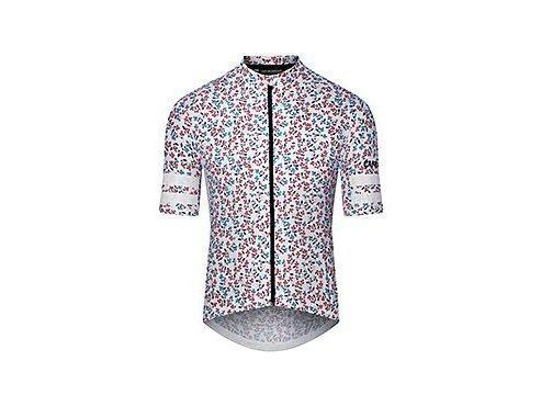 Cyklo dres FLORIANE - Rybízmen cycling jersey floriane groseille[1]