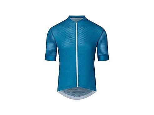 Cyklo dres MICHELINE - modrámen cycling jersey micheline blue[1]